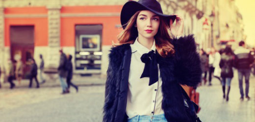 How to look elegant in winter style?