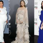 Elegant pregnancy style